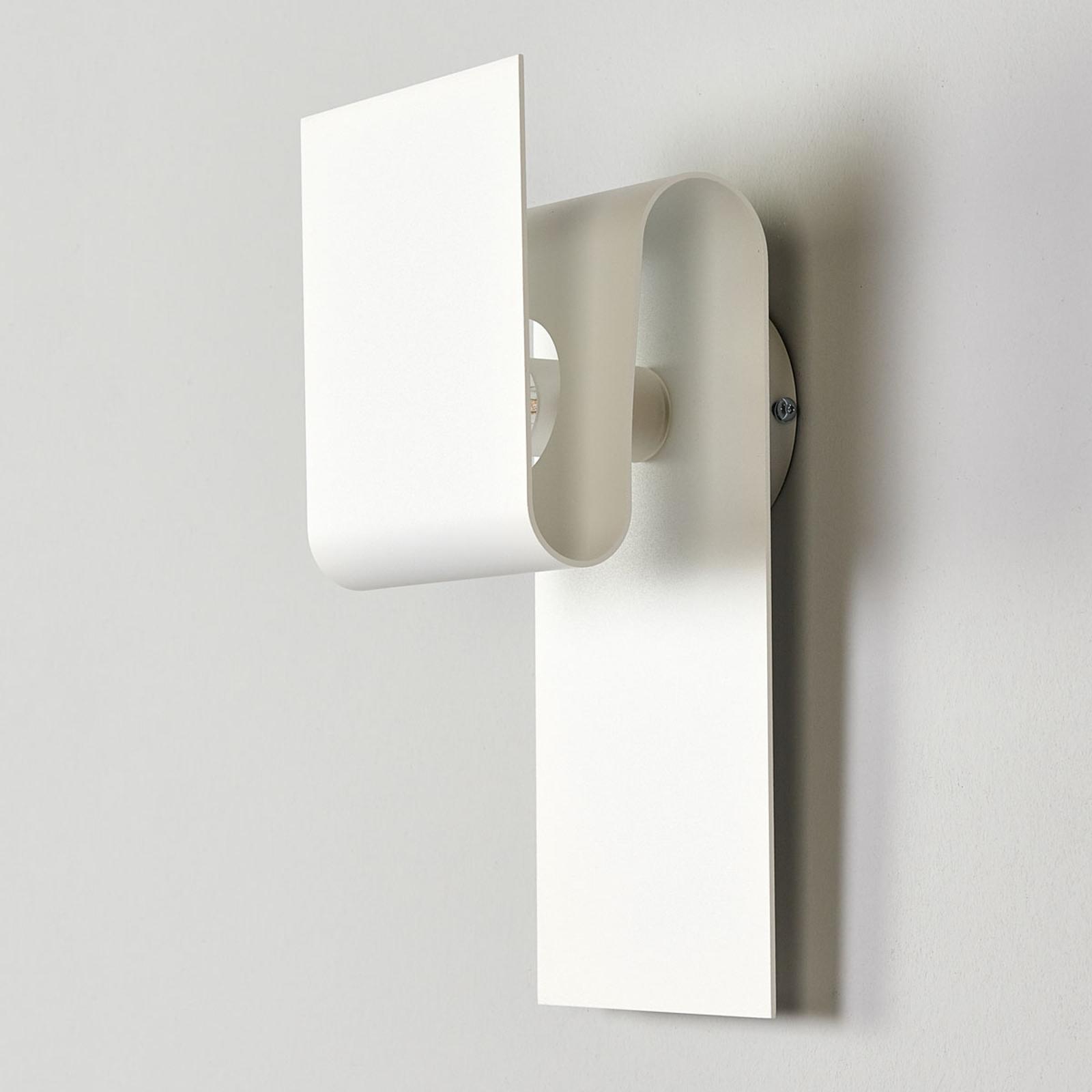 Applique Fold blanc mat
