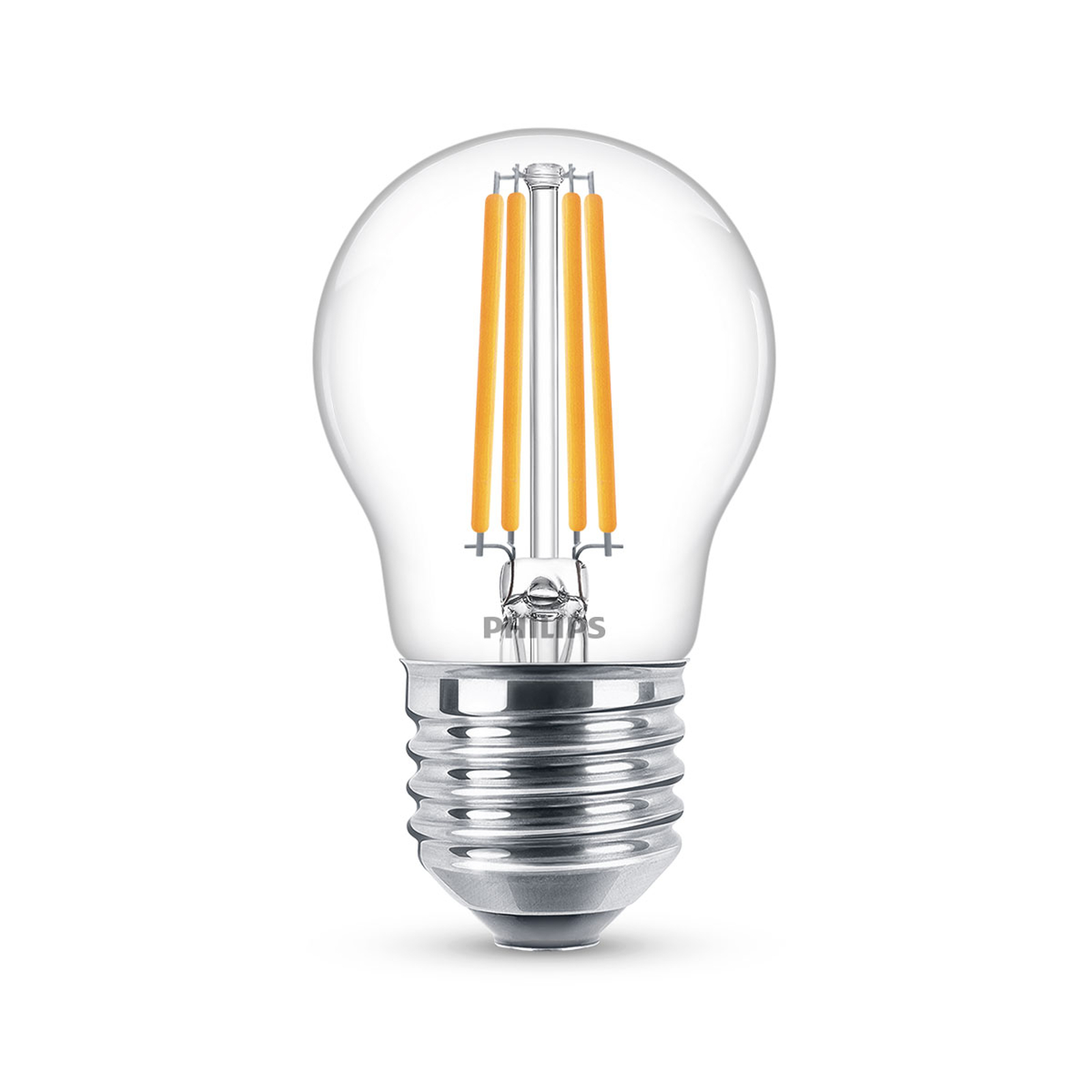Philips Classic żarówka LED E27 P45 6,5W 2700K