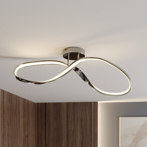 Lucande Xalia LED plafondlamp