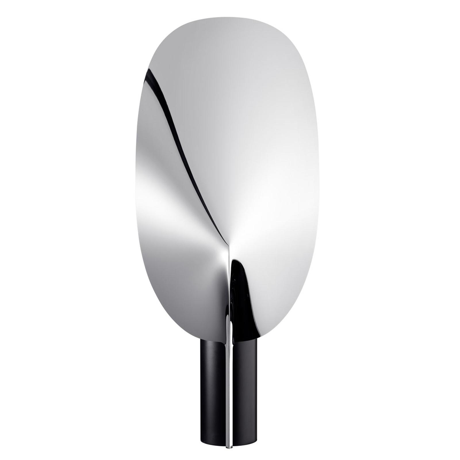 FLOS Serena - dimmbare LED-Tischleuchte, chrom