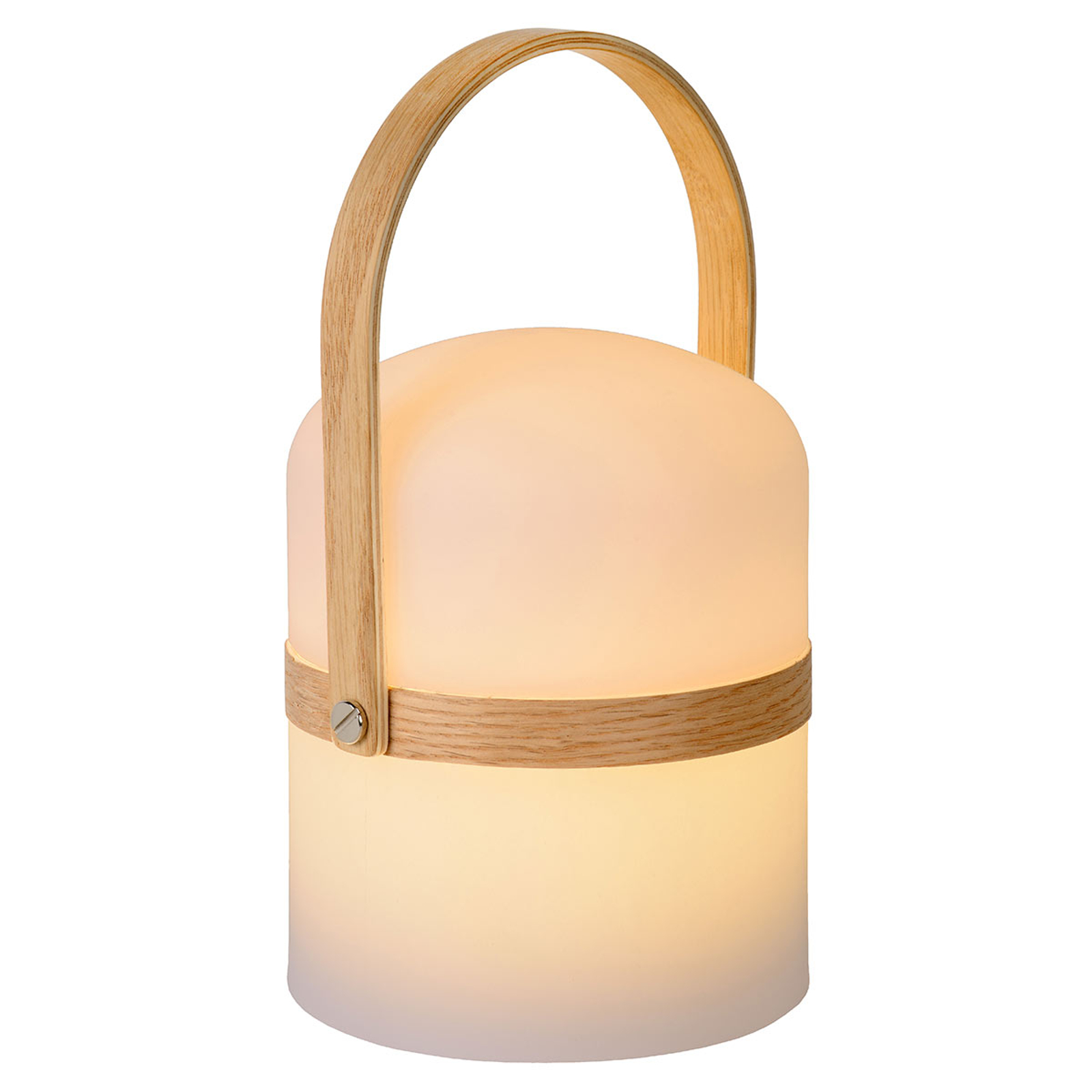 Lampada da tavolo LED Joe, da interno ed esterno