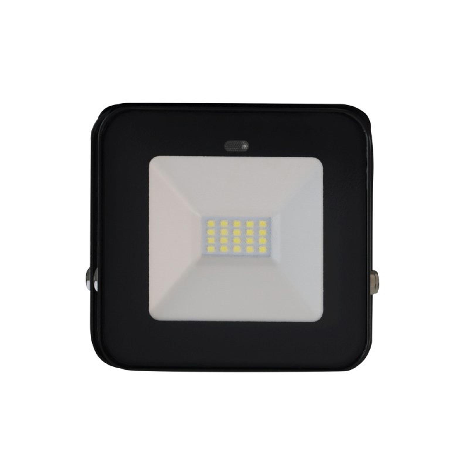Projecteur d'extérieur LED John détecteur, 10W