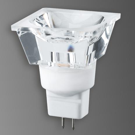 Żarówka reflekt. LED GU5,3 3W Diamond, czterok.