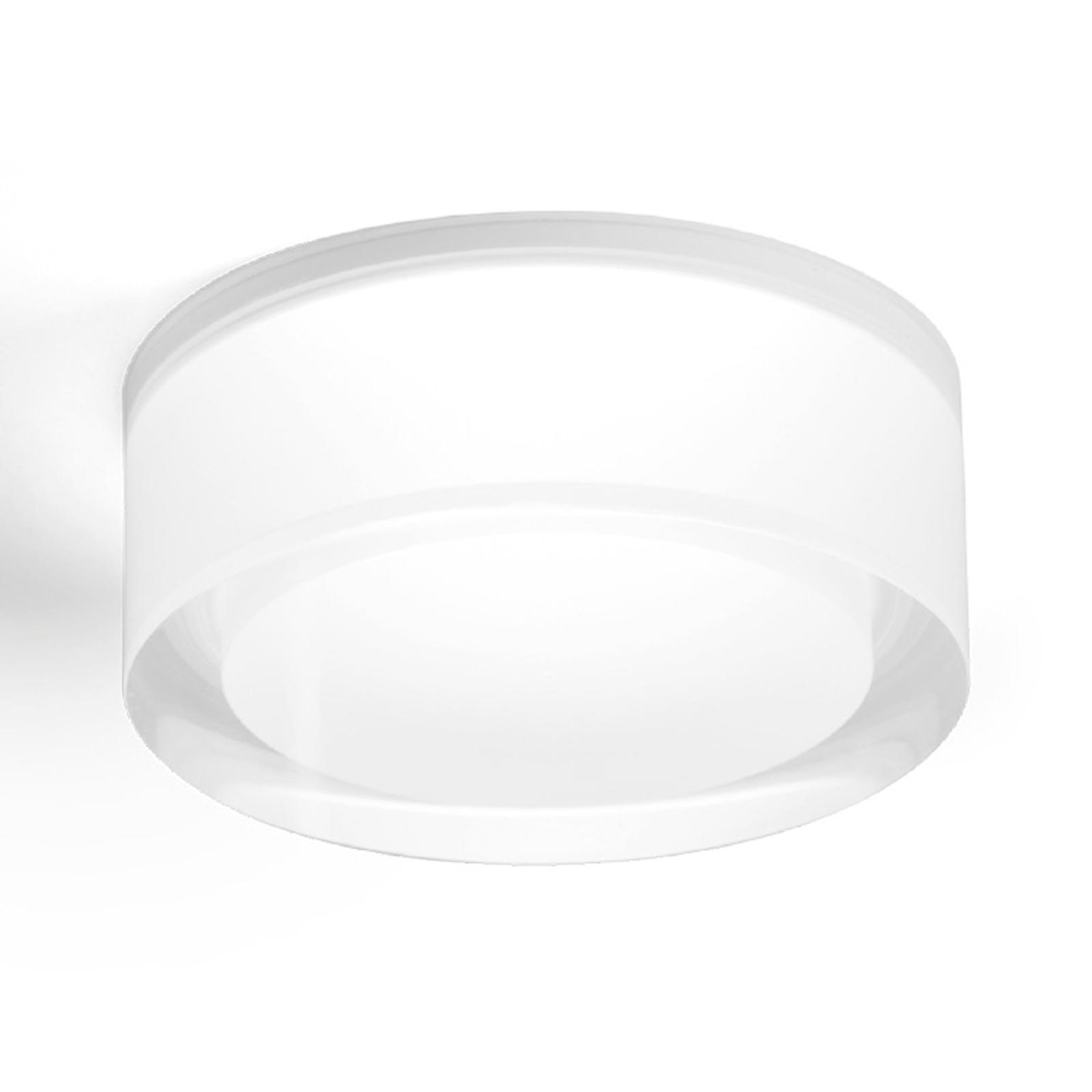 WEVER & DUCRÉ Mirbi IP44 1.0 LED inbouwlamp rond