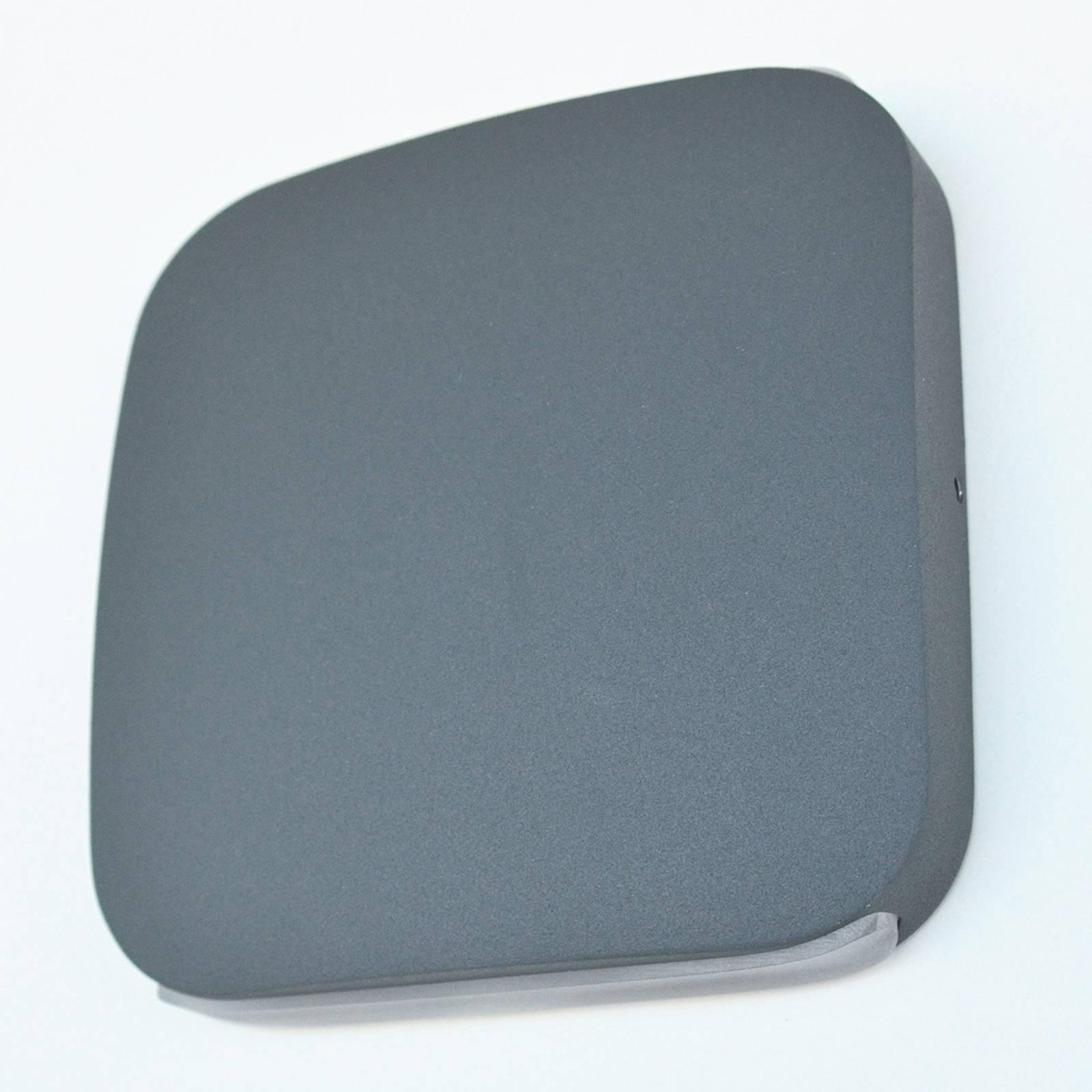 Applique LED da esterni Astuccio, grigio scuro