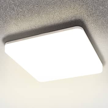 Plafonnier à détecteur LED Pronto, 33x33cm