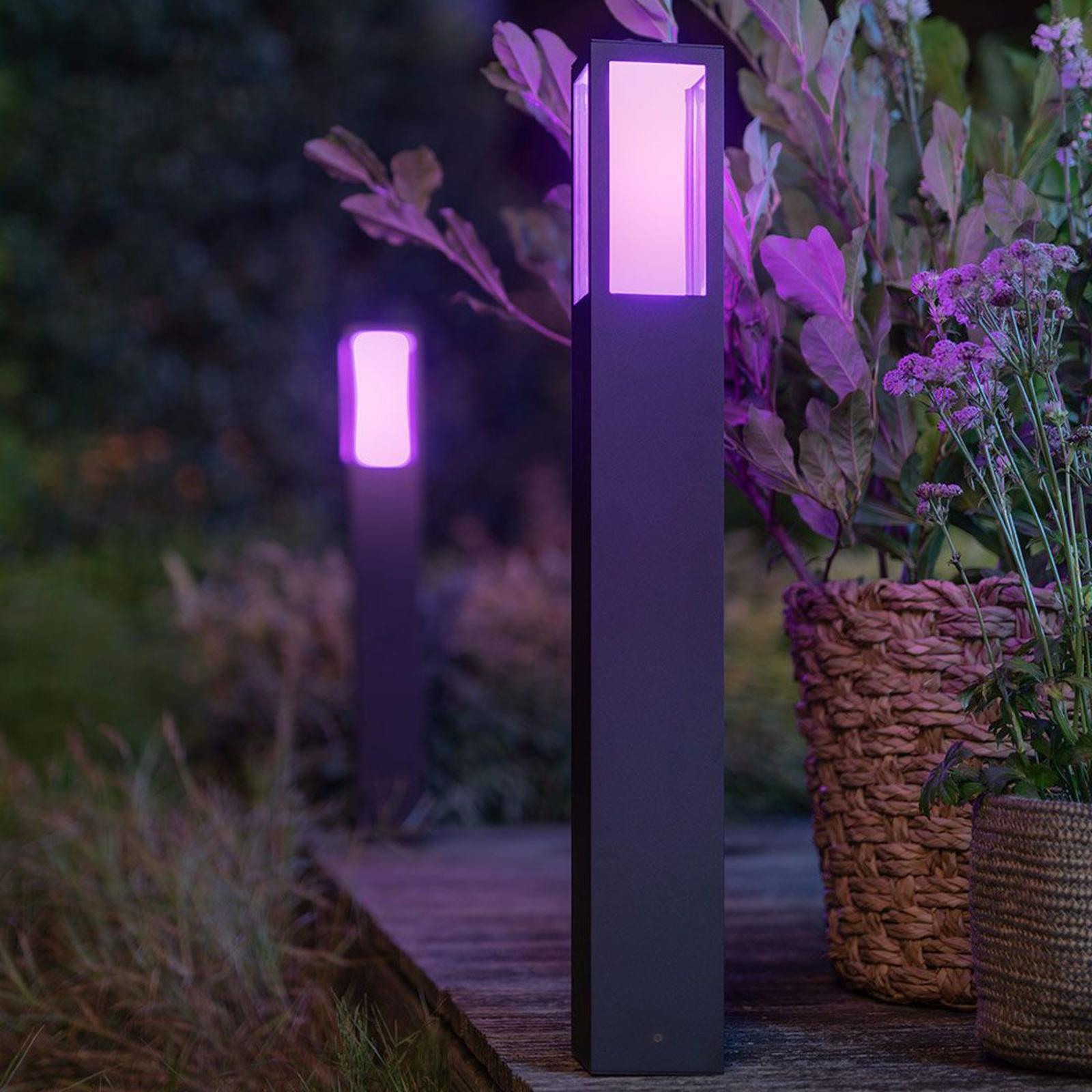 Philips Hue White+Color Impress LED-väglampa