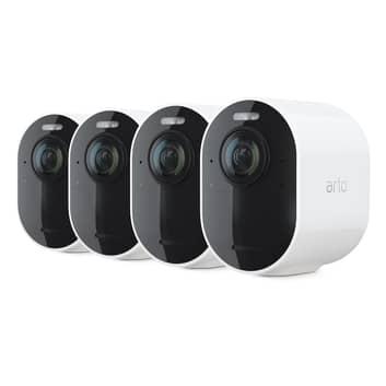 Arlo Ultra 2 système surveillance avec 4 caméras