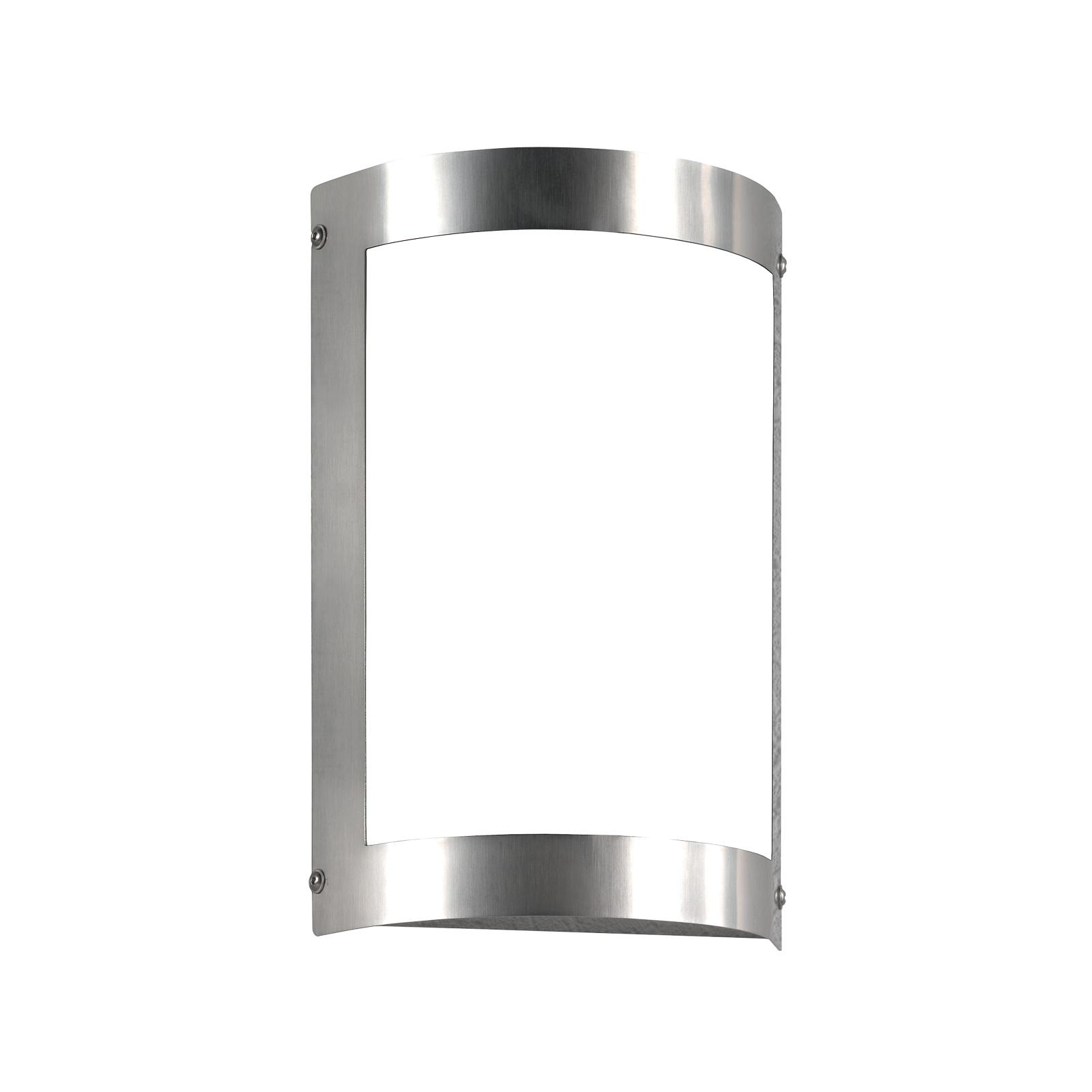 Utendørs LED-vegglampe Marco 3