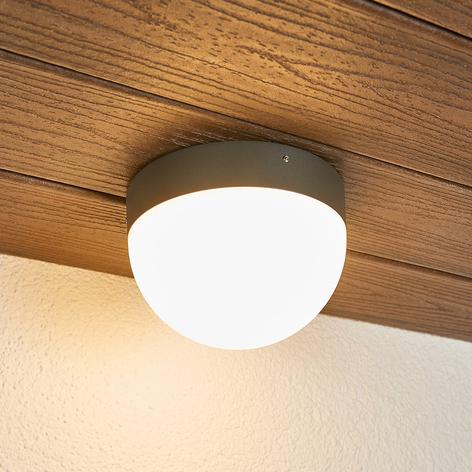 LED venkovní stropní světlo Fjodor sčidlem