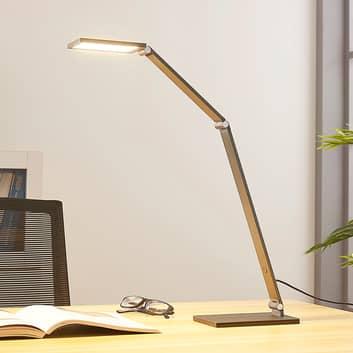 Lampe de bureau LED Mion, dimmable