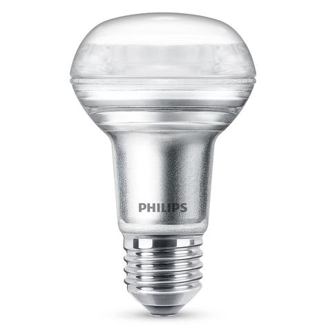 Philips E27 4,5W 827 36° LED R63 atenuable