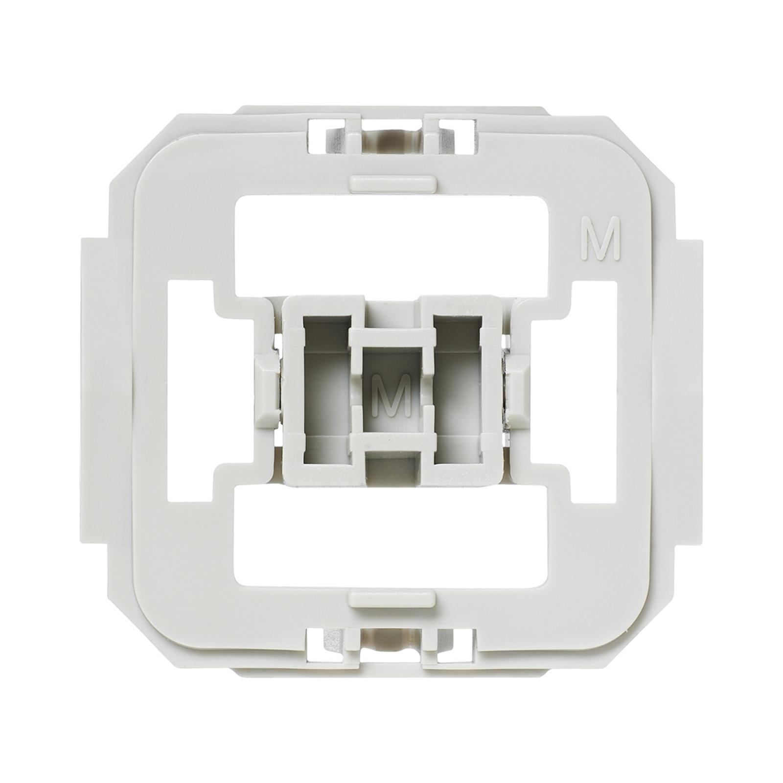 Homematic IP adaptateur interrupteurs Merten 20x