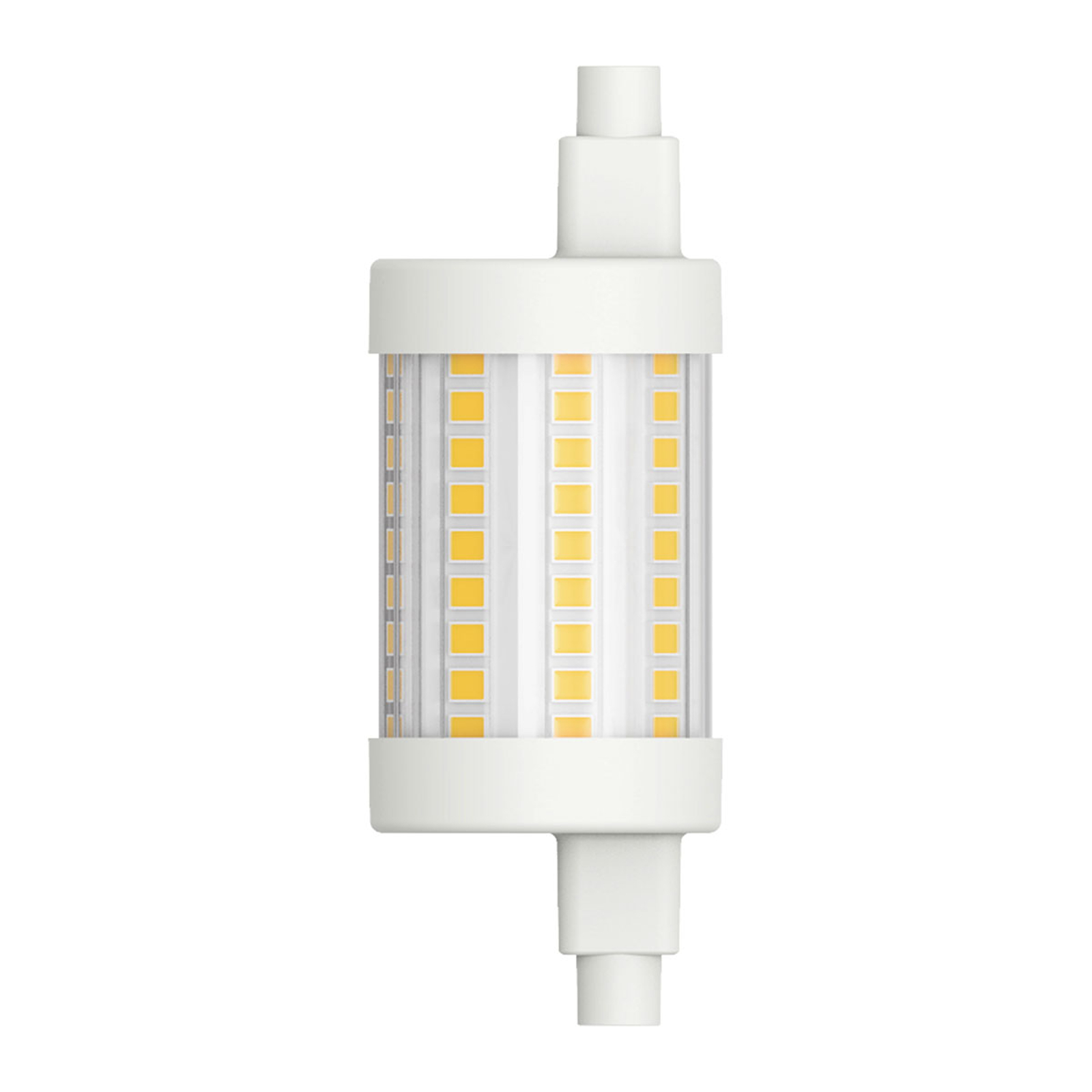 LED-Stablampe R7s 78,3 mm 8W warmweiß