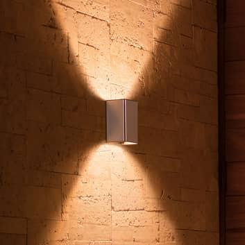 Philips Hue WACA Resonate væglampe rustfrit stål