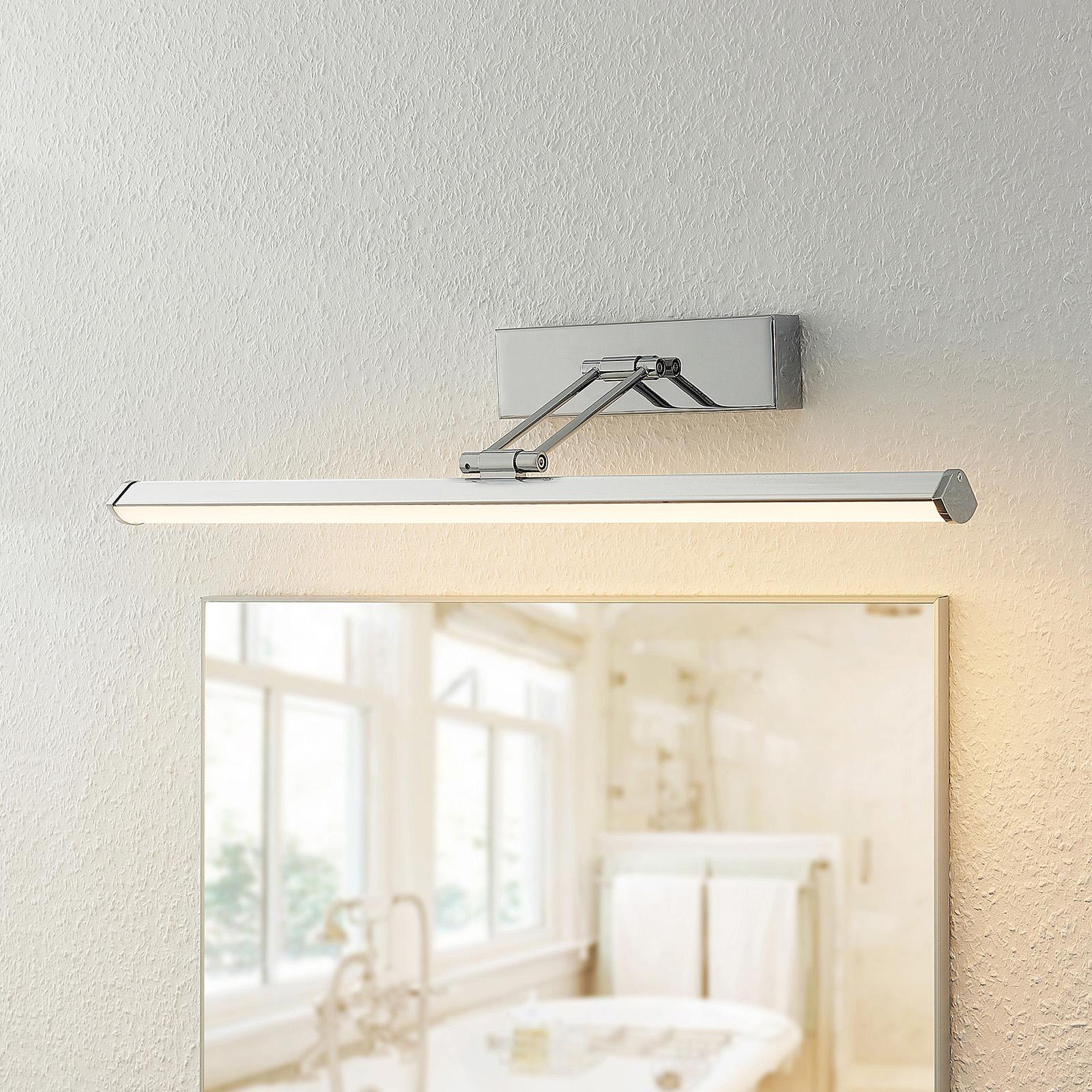 Lindby Sanya LED-spegellampa, 60 cm