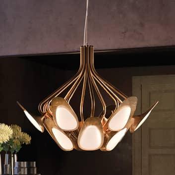 Lampada LED a sospensione Peacock
