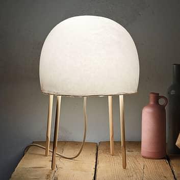 Foscarini Kurage -pöytälamppu washi-paperia