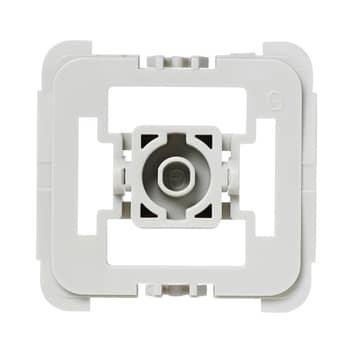 Homematic IP-adapter for Gira-bryter 55 1x