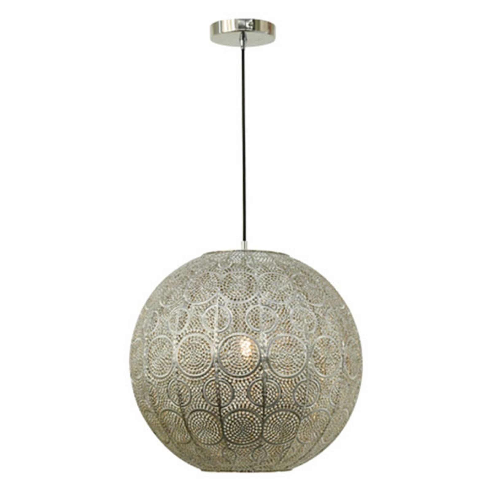 Hanglamp Stampa, bolvormig, Ø 40 cm