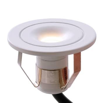Pequeña lámpara empotrada LED Punto Lumi