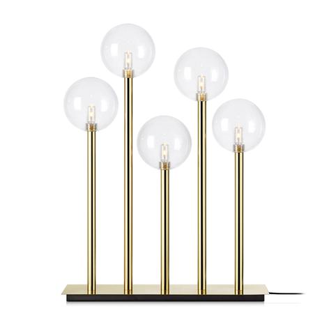 Chandelier Levels à 5 lampes