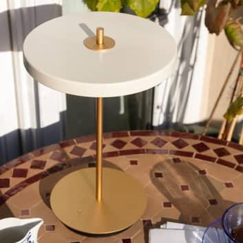 UMAGE -LED-pöytälamppu Asteria move himmennyksellä