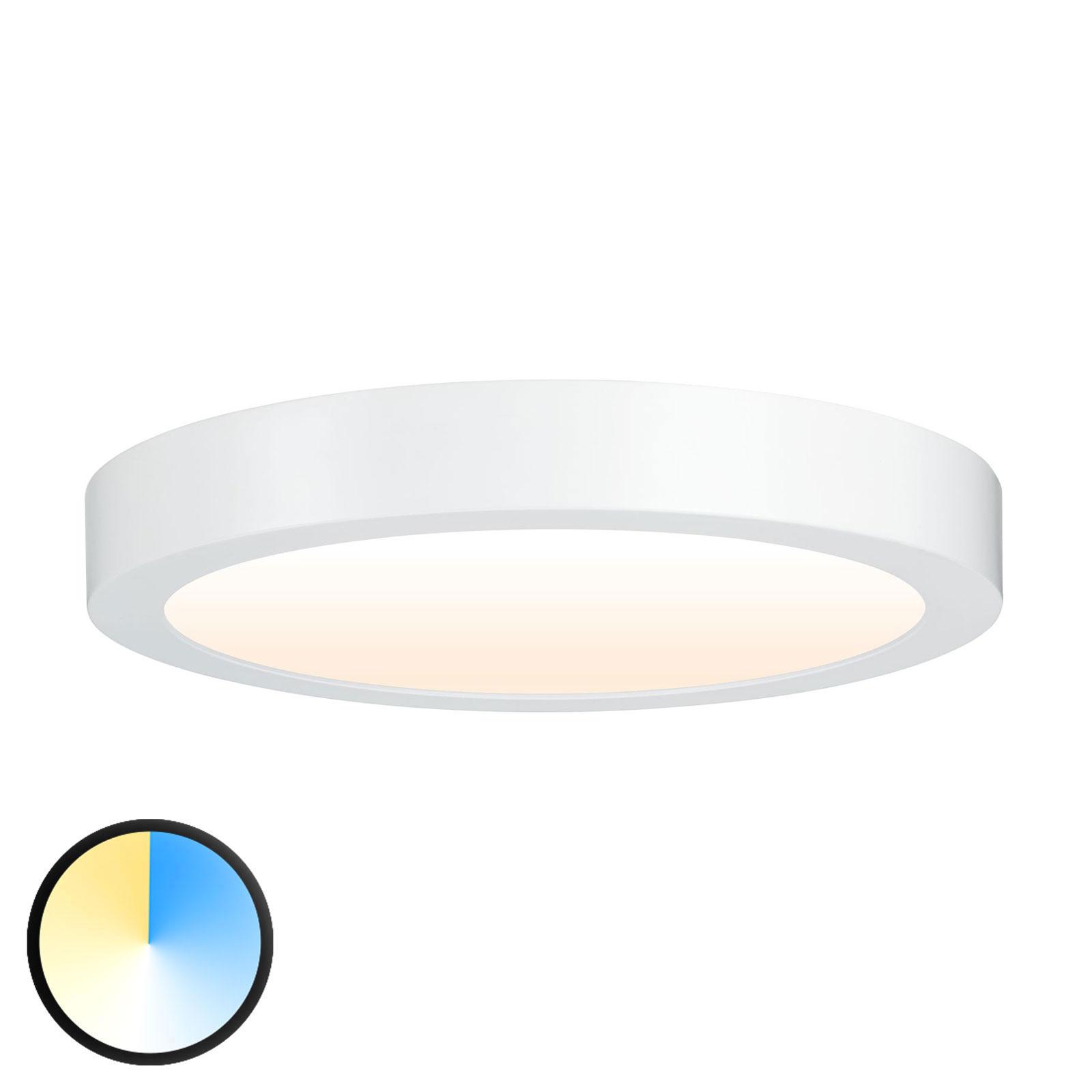 Paulmann Carpo lampa sufitowa LED biała 30cm