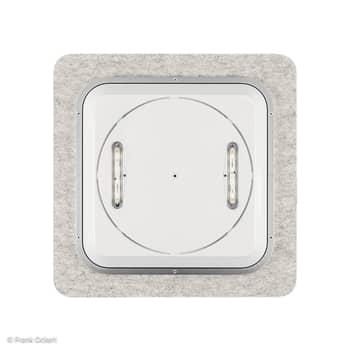 Nimbus Lighting Pad Q600 colgante LED indirecta