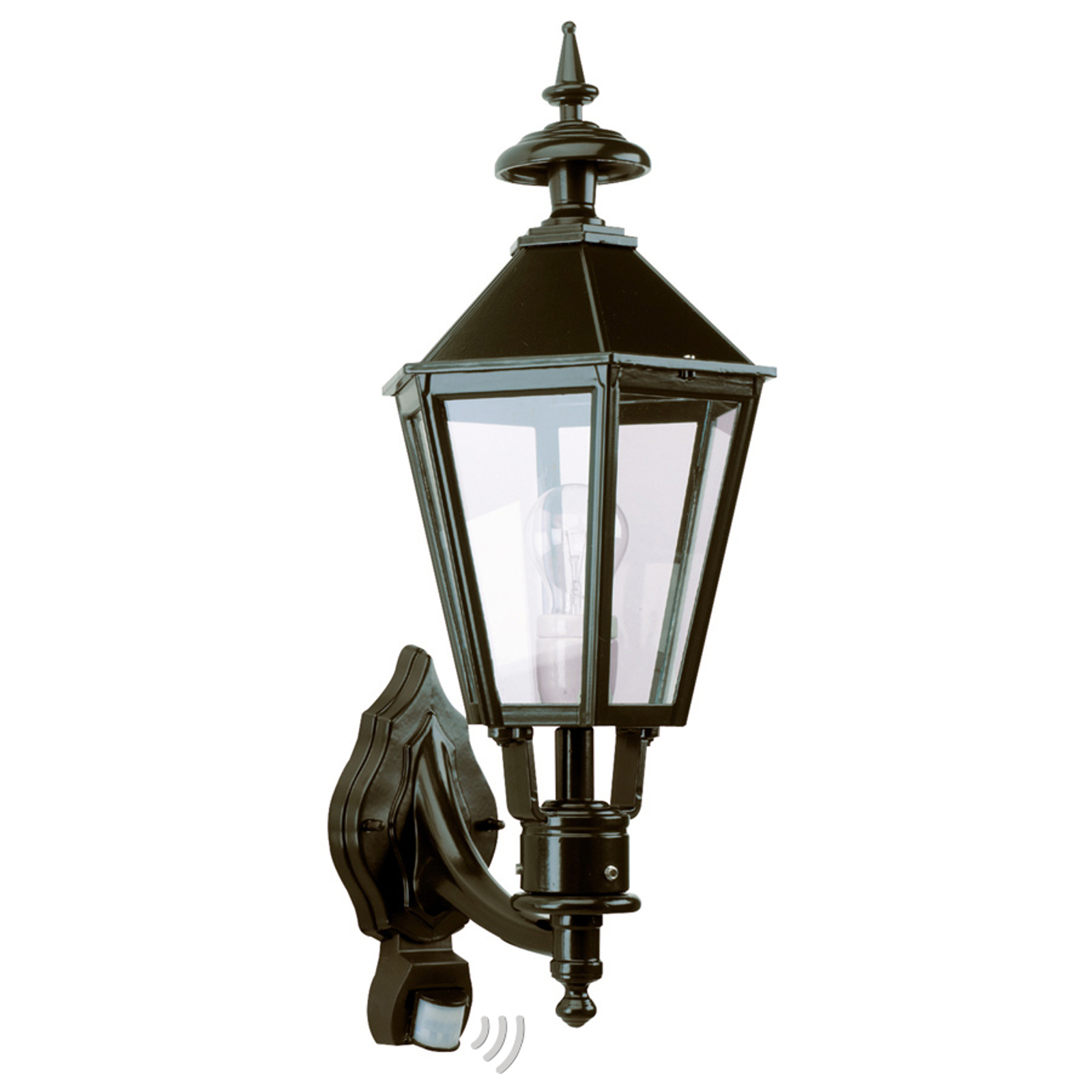 Buitenwandlamp Bolton, groen