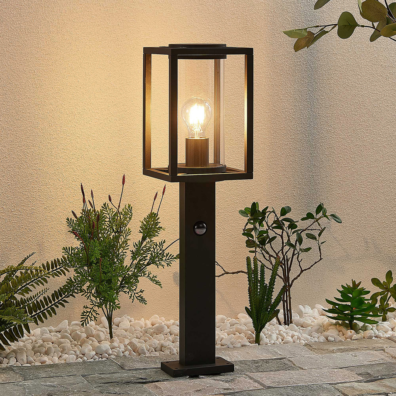 Lucande Ferda veilampe bevegelsessensor, 60 cm