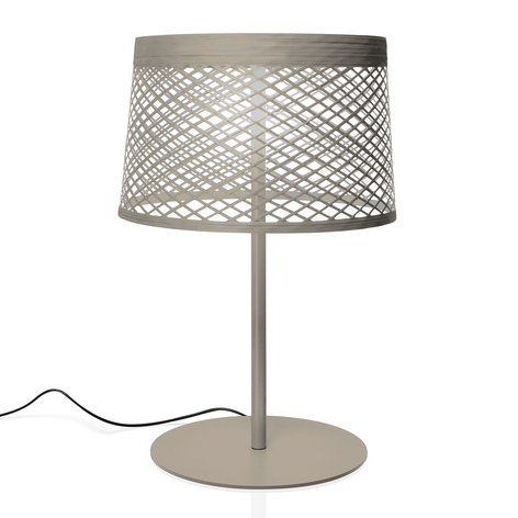 Foscarini Twiggy Grid XL lampe table LED extérieur