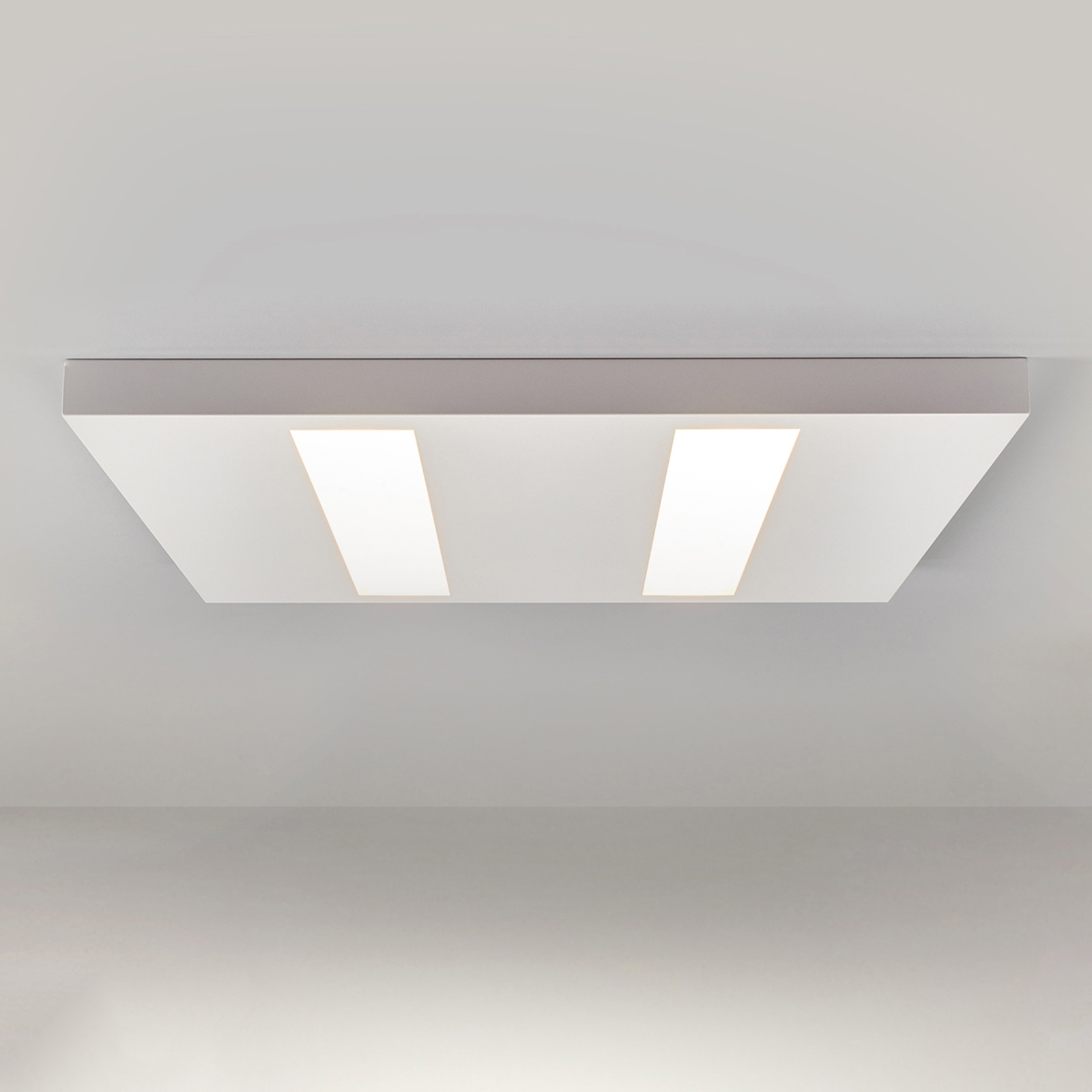 Litteä LED-pinta-asennettava 37W, OSRAM-LED