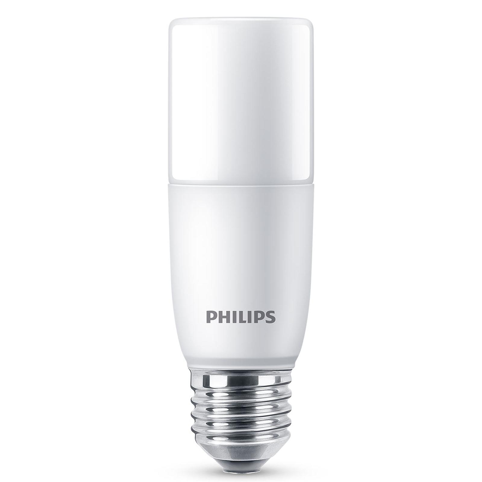 Philips E27 LED-Röhrenlampe 9,5W warmweiß