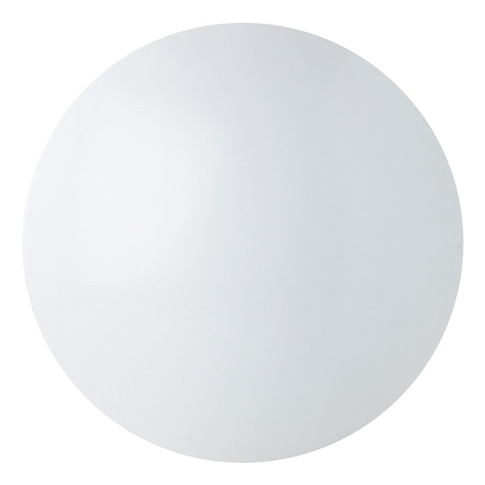 Renzo - runde LED-Deckenleuchte IP44, warmweiß