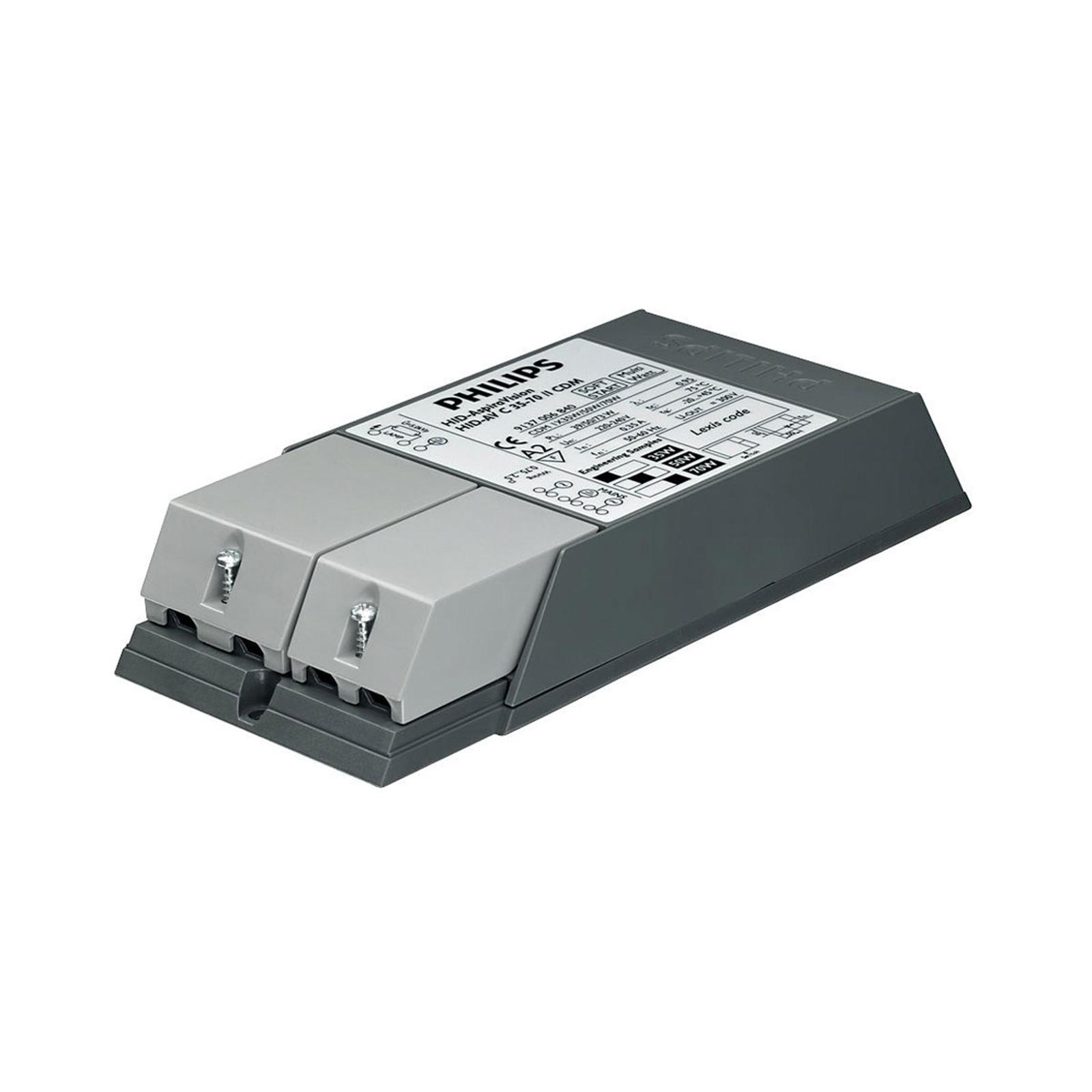 HID-AspiraVision Compact Vorschaltgerät MW 35-70W