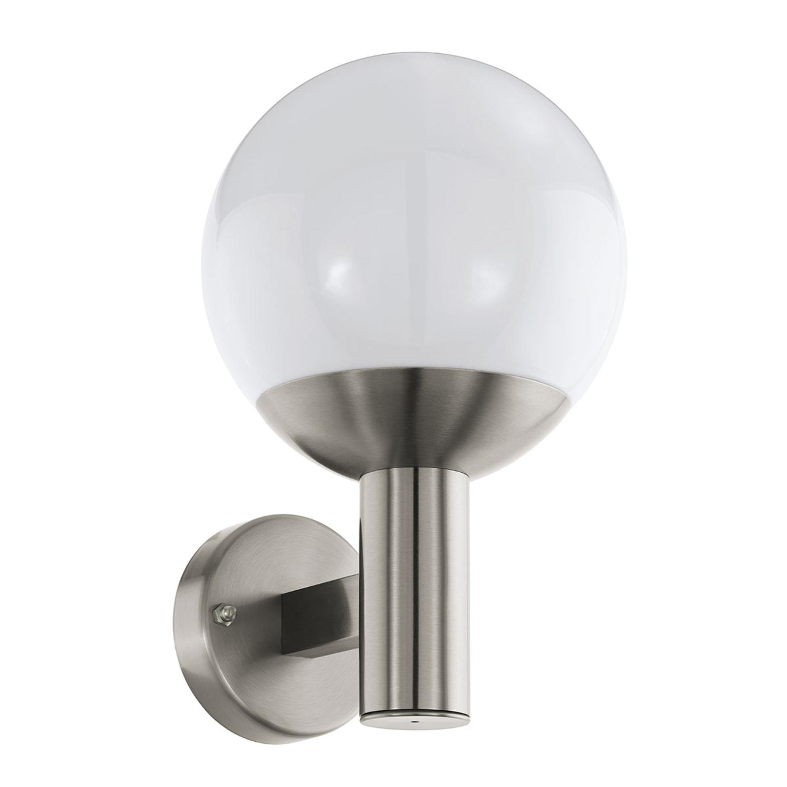 EGLO connect Nisia-C LED-Außenwandleuchte