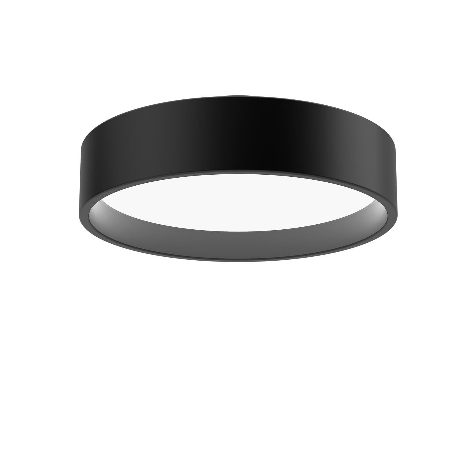 Louis Poulsen LP Circle tak Ø 45,8 cm svart