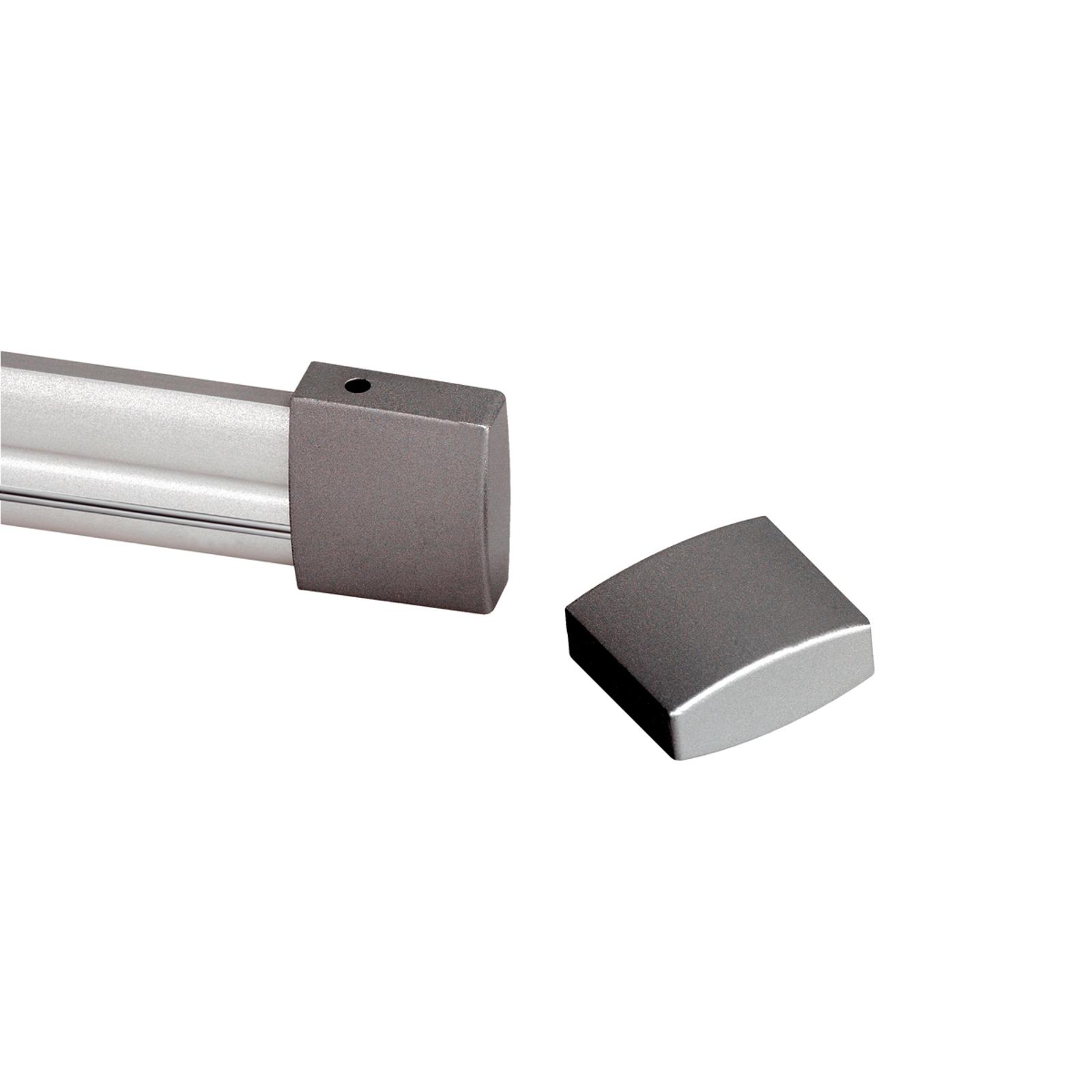 Sølvgrå EASYTEC II skinne