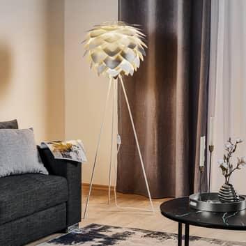 UMAGE Silvia medium Stehlampe Tripod stahl