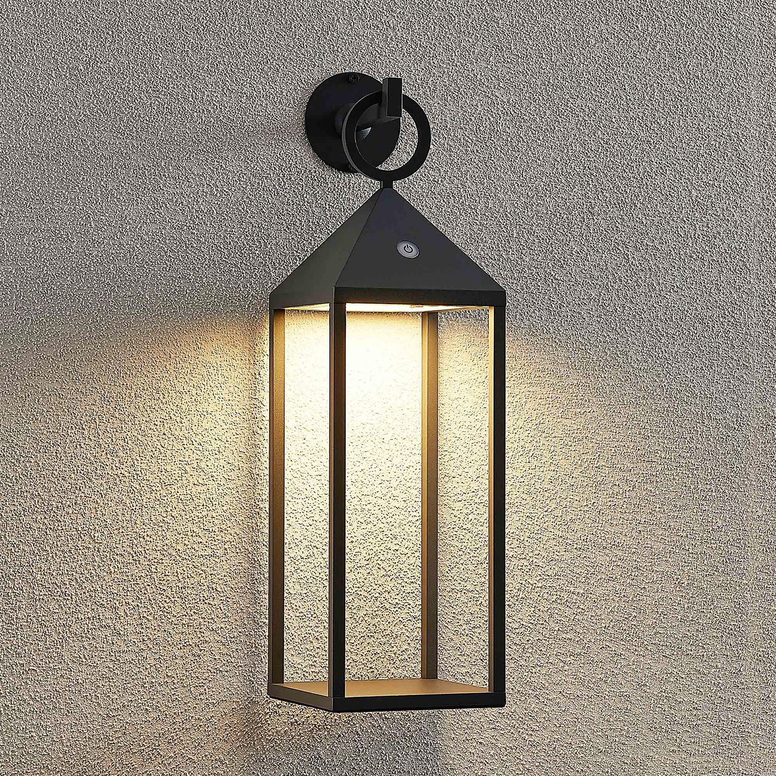 Lucande Aviel applique d'extérieur LED