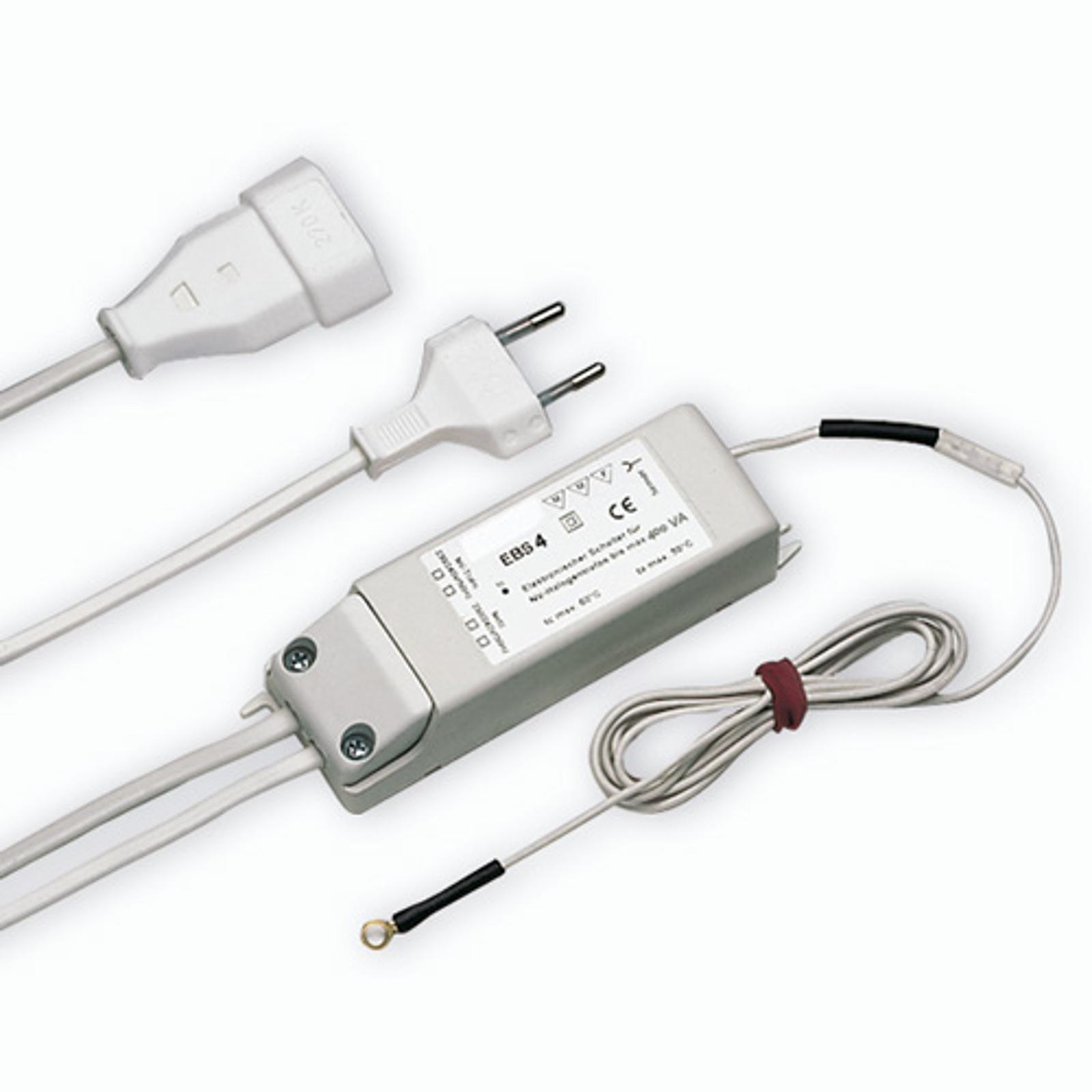 Interrupteur tactile EBS 4 avec œillet M4