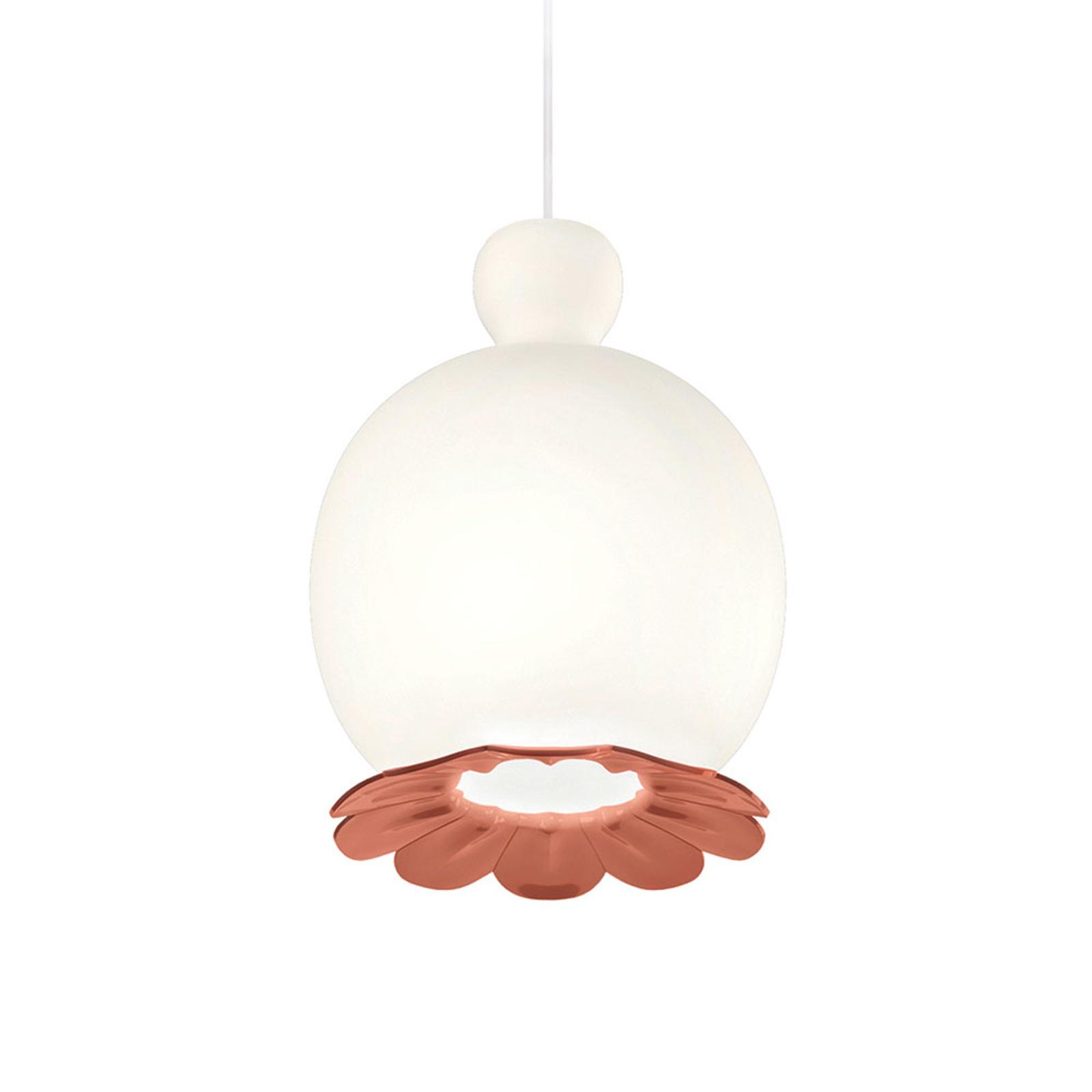 Kundalini Opyo lampa wisząca dmuchane szkło korale