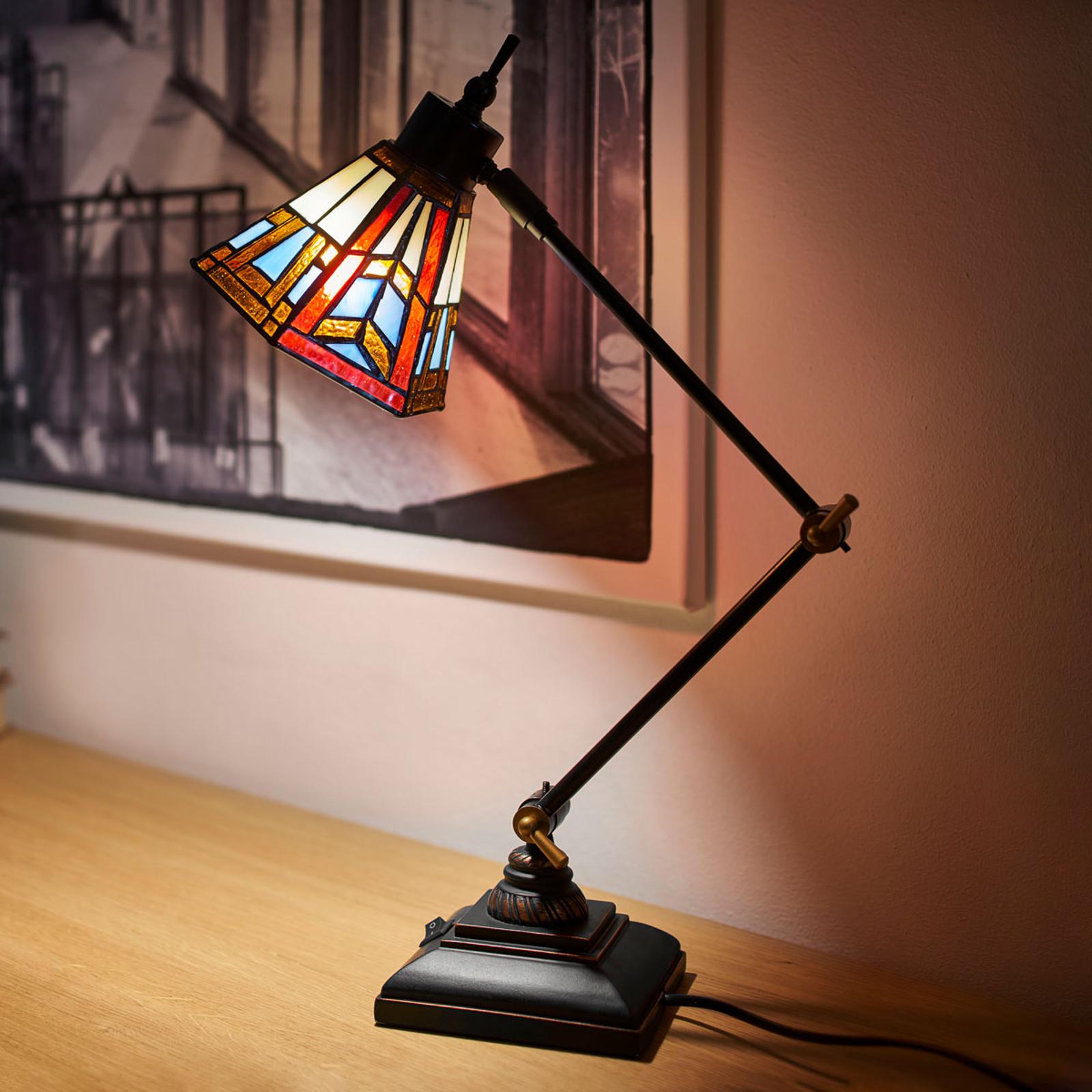 Stolní lampa Lillie