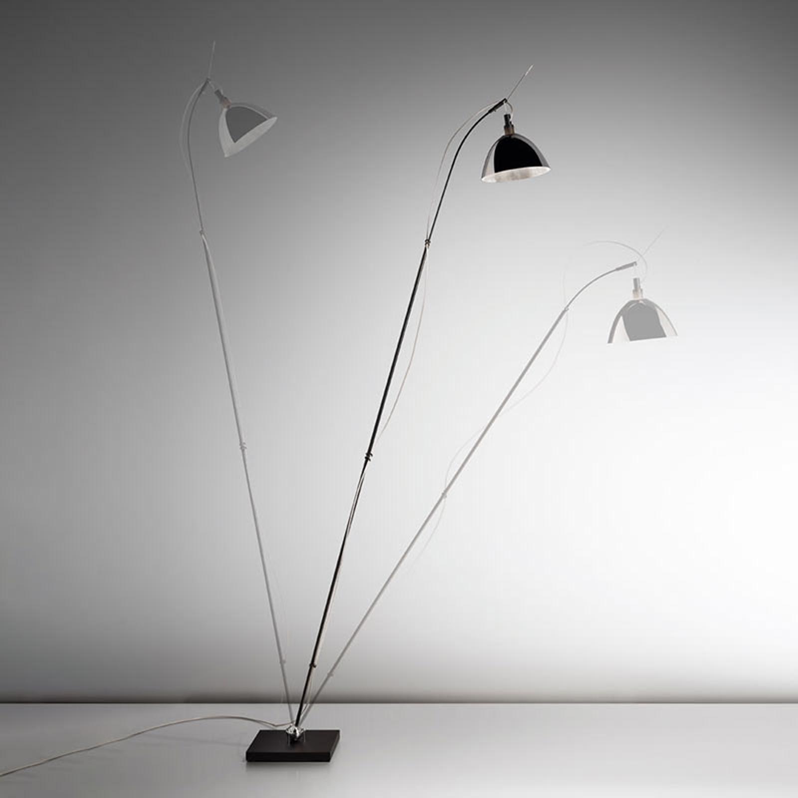 Produktové foto Ingo Maurer Ingo Maurer Max. Floor stojací lampa, hliník