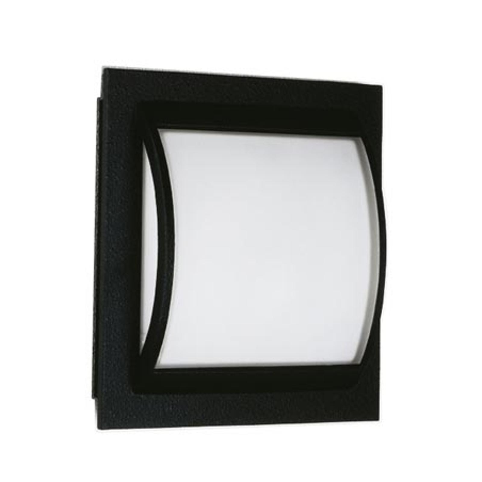 Zewnętrzna lampa ścienna lub sufitowa 349 E27 S