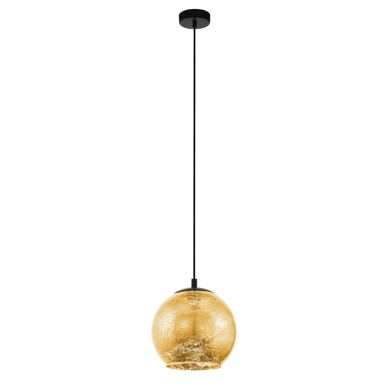 Lampa wisząca Albaraccin 1-punktowa, Ø 27cm
