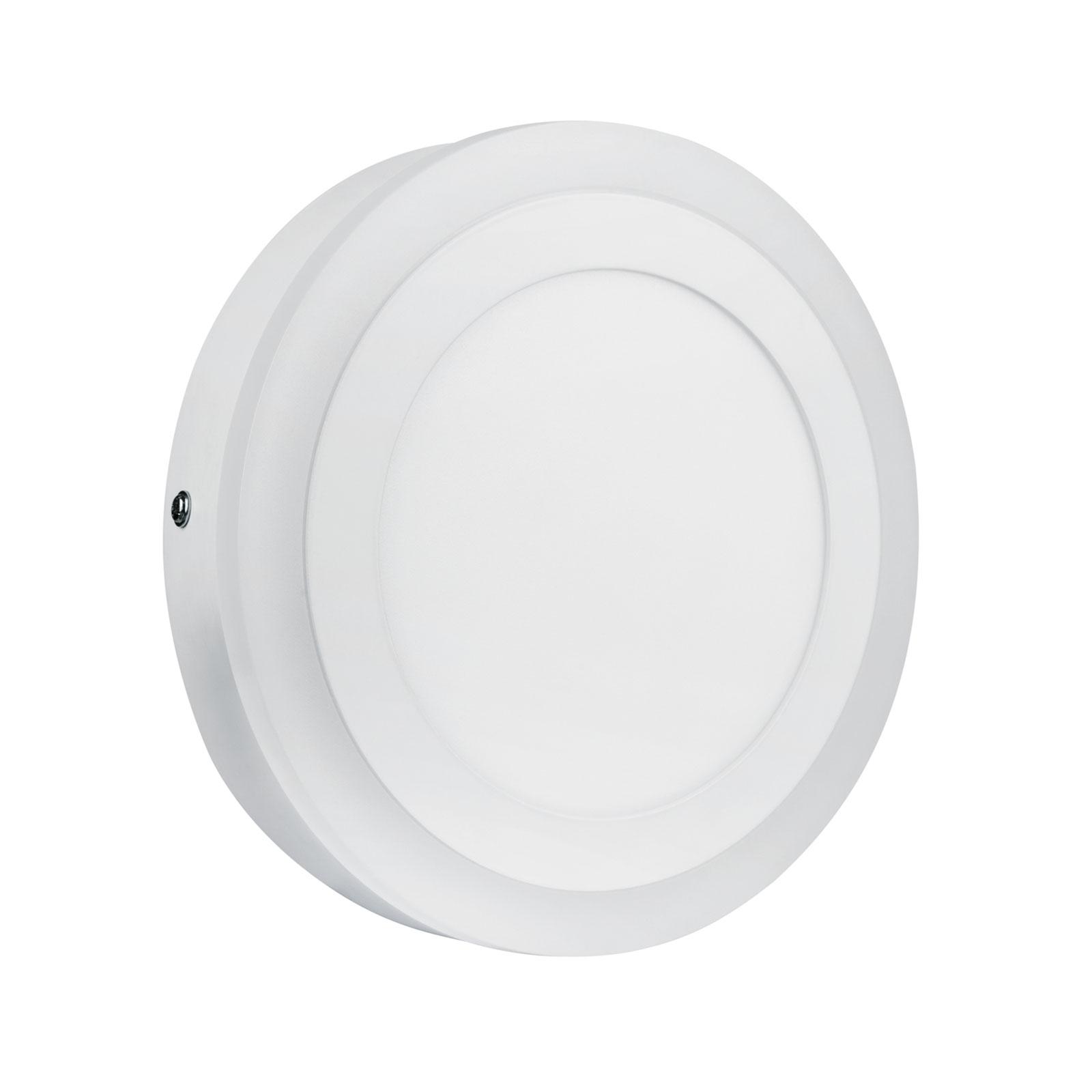 LEDVANCE LED Color+white Round wandlamp 20cm