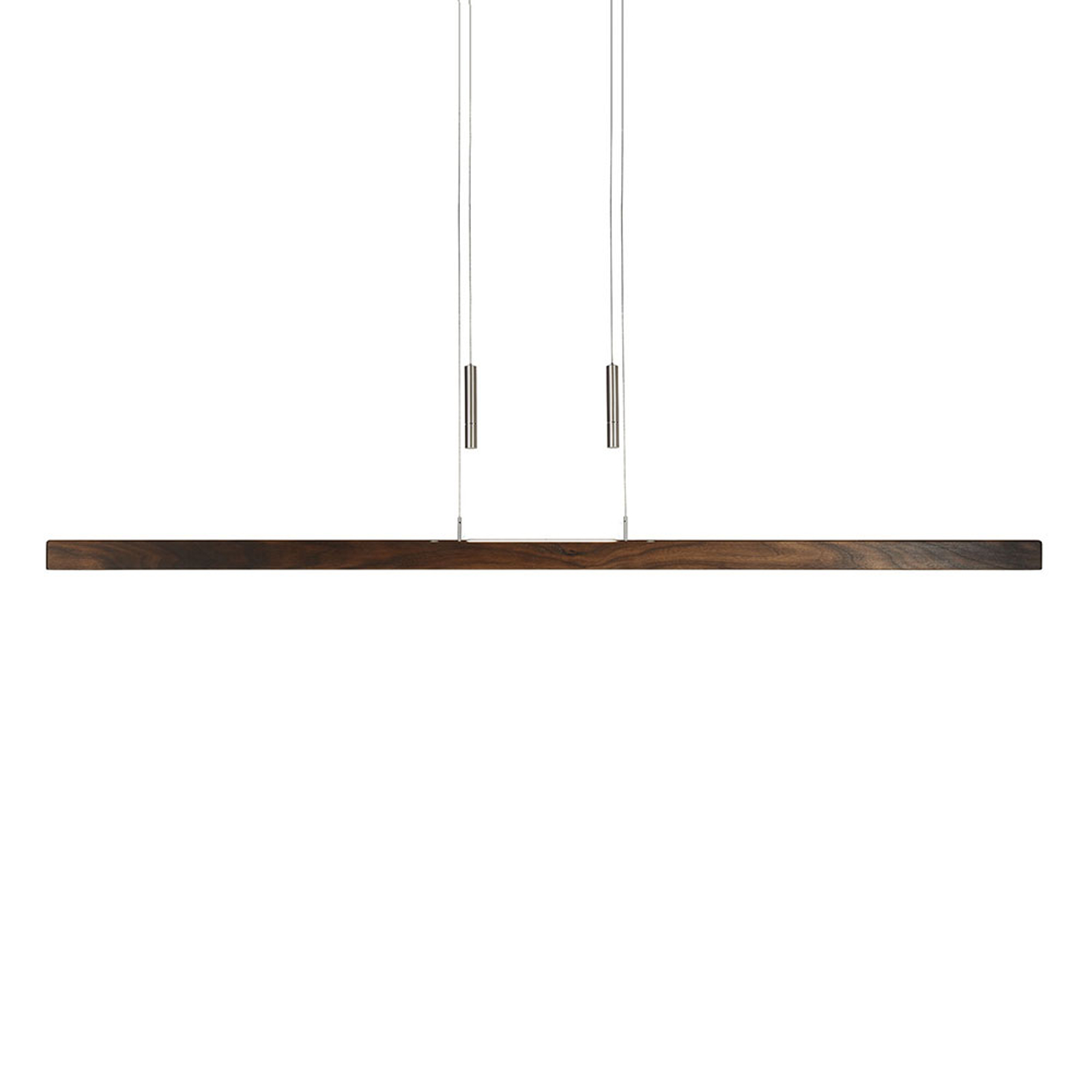 HerzBlut Leonora hanglamp Up&Down 160cm noten