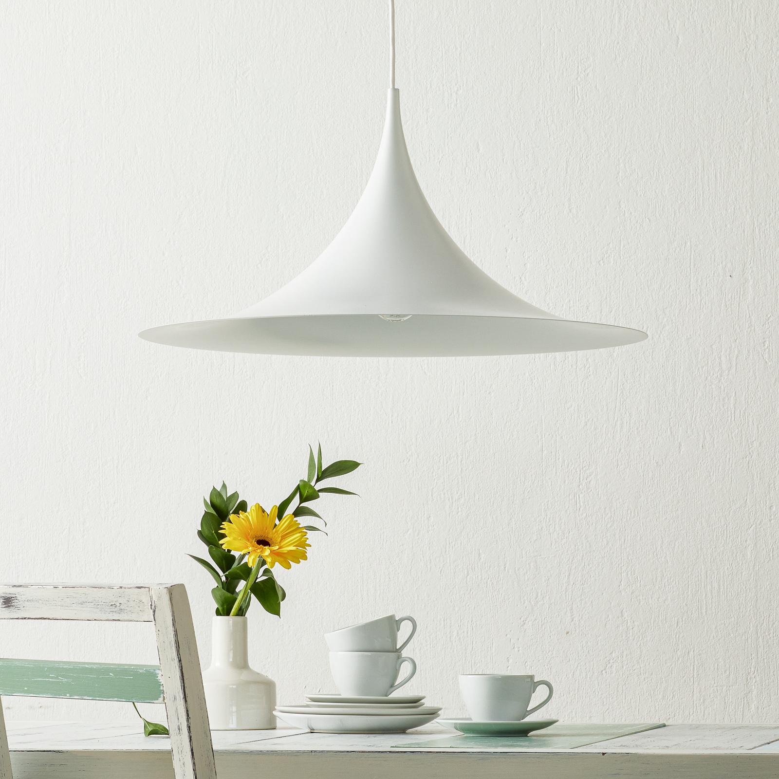 GUBI Semi hanglamp Ø 60 cm wit
